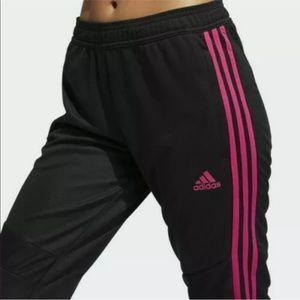 Adidas Women Tiro19 Training Pants Black/Magenta